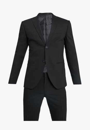 BASIC PLAIN SUIT SLIM FIT