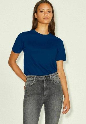 T-shirt basic - blue iolite