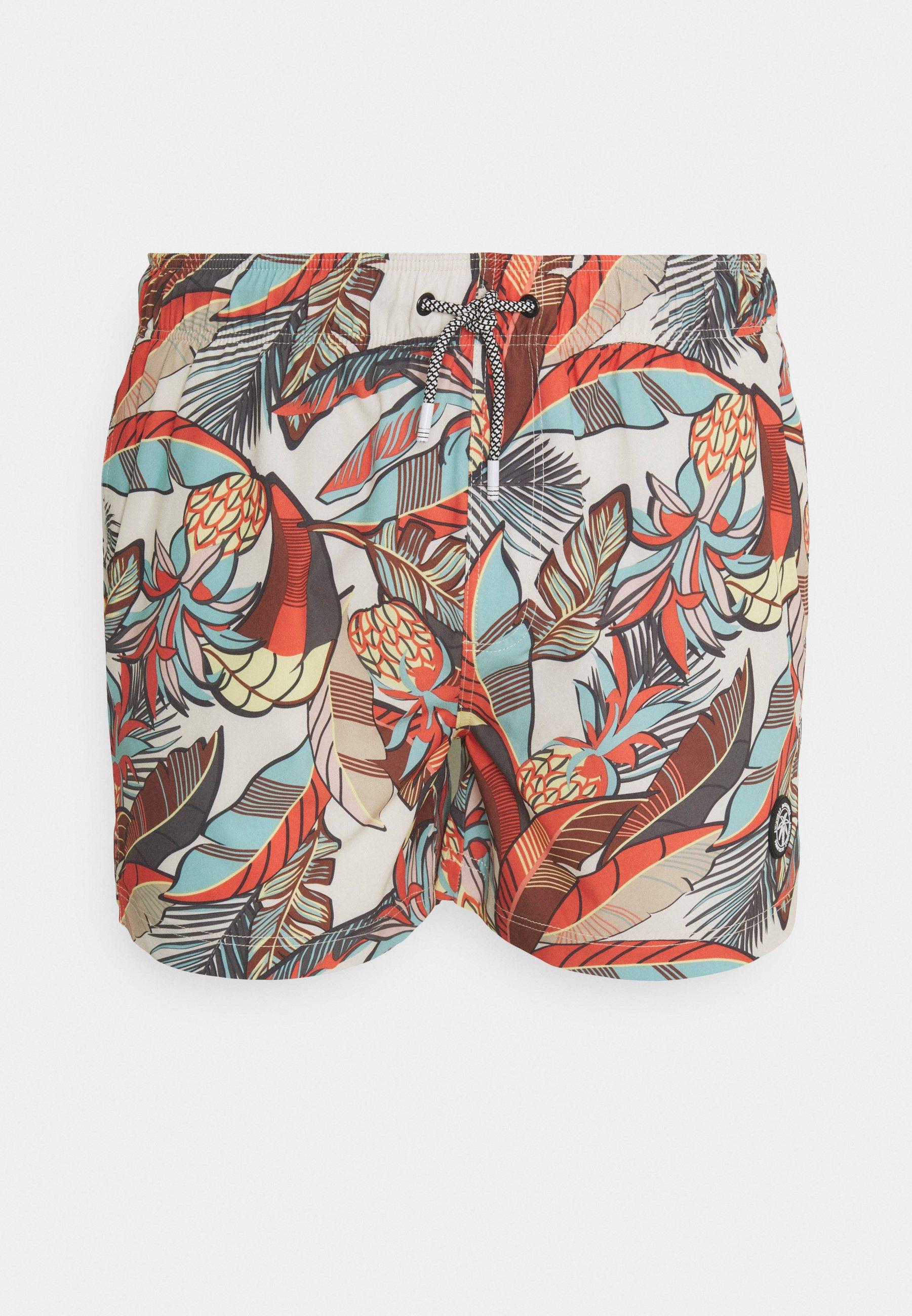 Men JJIMAUI JJSWIMSHORTS MIX - Swimming shorts