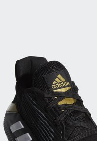 adidas Performance - PRO BOUNCE 2019 LOW SHOES - Basketball shoes - black - 5