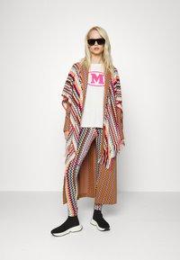 M Missoni - Leggings - Trousers - multicolor - 1