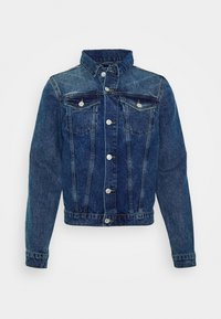 New Look - BASIC DENIM - Denim jacket - indigo - 0
