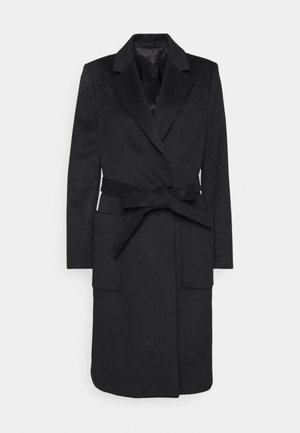 RIMINI - Classic coat - black