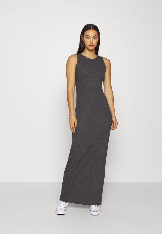 Maxi dress - grey melange