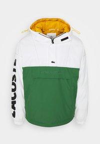 Lacoste LIVE - BH1134_X0N - Light jacket - flour/green - 4