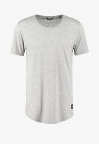 Only & Sons - ONSMATT - T-shirt - bas - light grey melange - 5