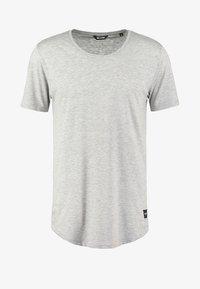 ONSMATT - Basic T-shirt - light grey melange