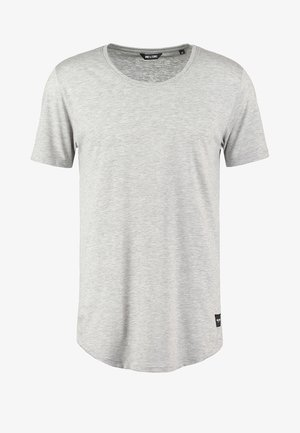 ONSMATT - T-shirt basique - light grey melange