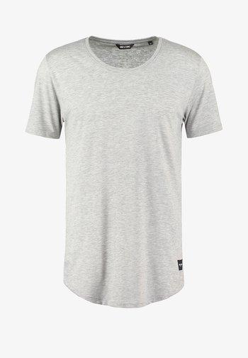 ONSMATT - T-shirt - bas - light grey melange