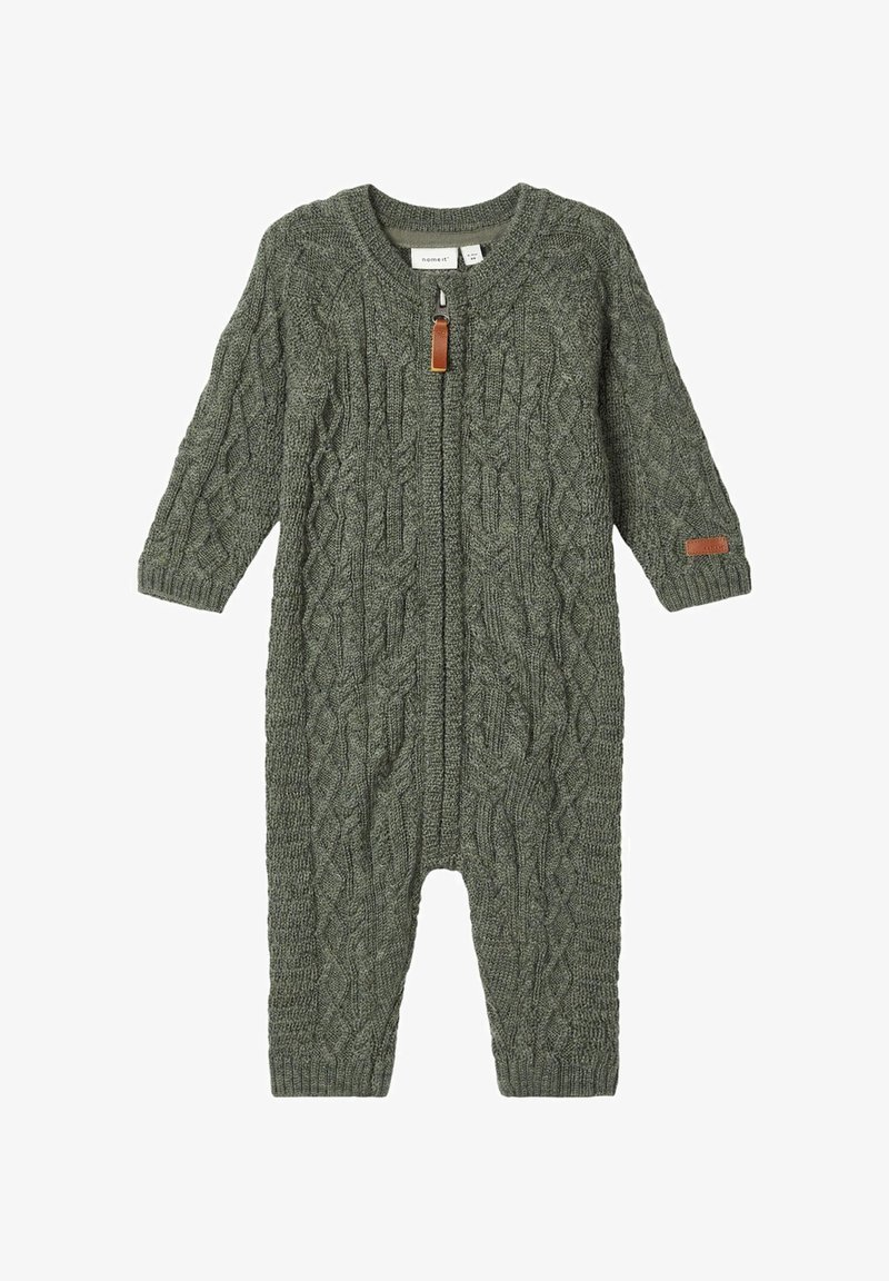 Name it - NBMWRILLA  - Jumpsuit - thyme