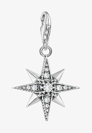 Pendant - silver coloured
