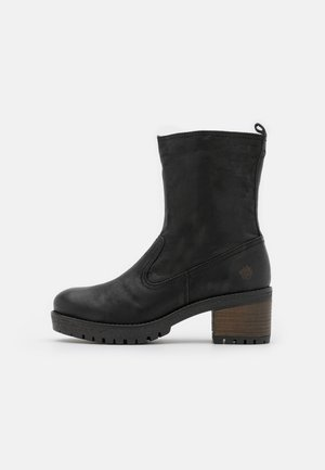 ANNE - Classic ankle boots - black
