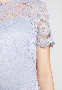 Lauren Ralph Lauren - KAMI DRESS - Vapaa-ajan mekko - toile blue - 6