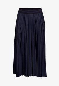 Esprit - A-line skirt - navy - 6