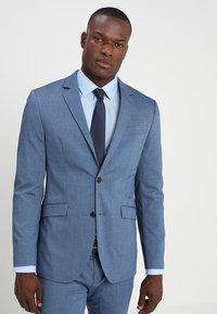 Pier One - Suit - mottled blue - 2