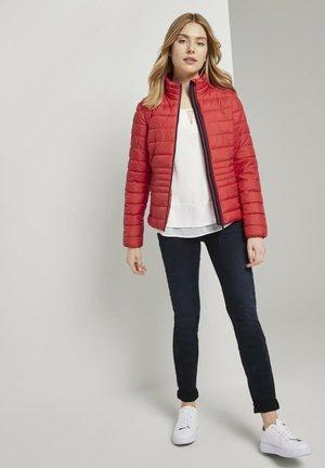 ULTRA LIGHT WEIGHT JACKET - Winter jacket - Strong Red