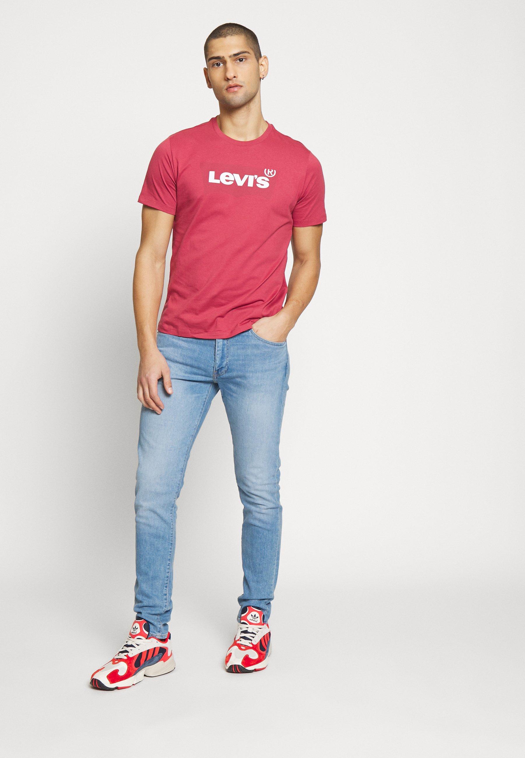 Levi's® 512™ SLIM TAPER - Jean slim - pelican mid