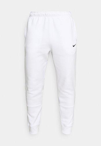 REPEAT - Teplákové kalhoty - white/black