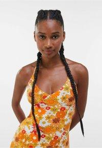Bershka - Day dress - orange - 3