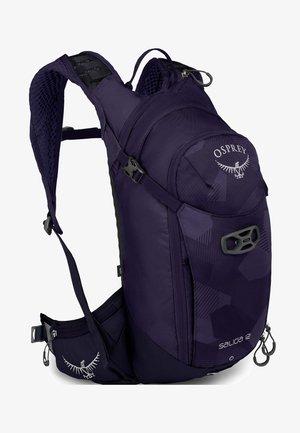 SALIDA - Hiking rucksack - violet pedals
