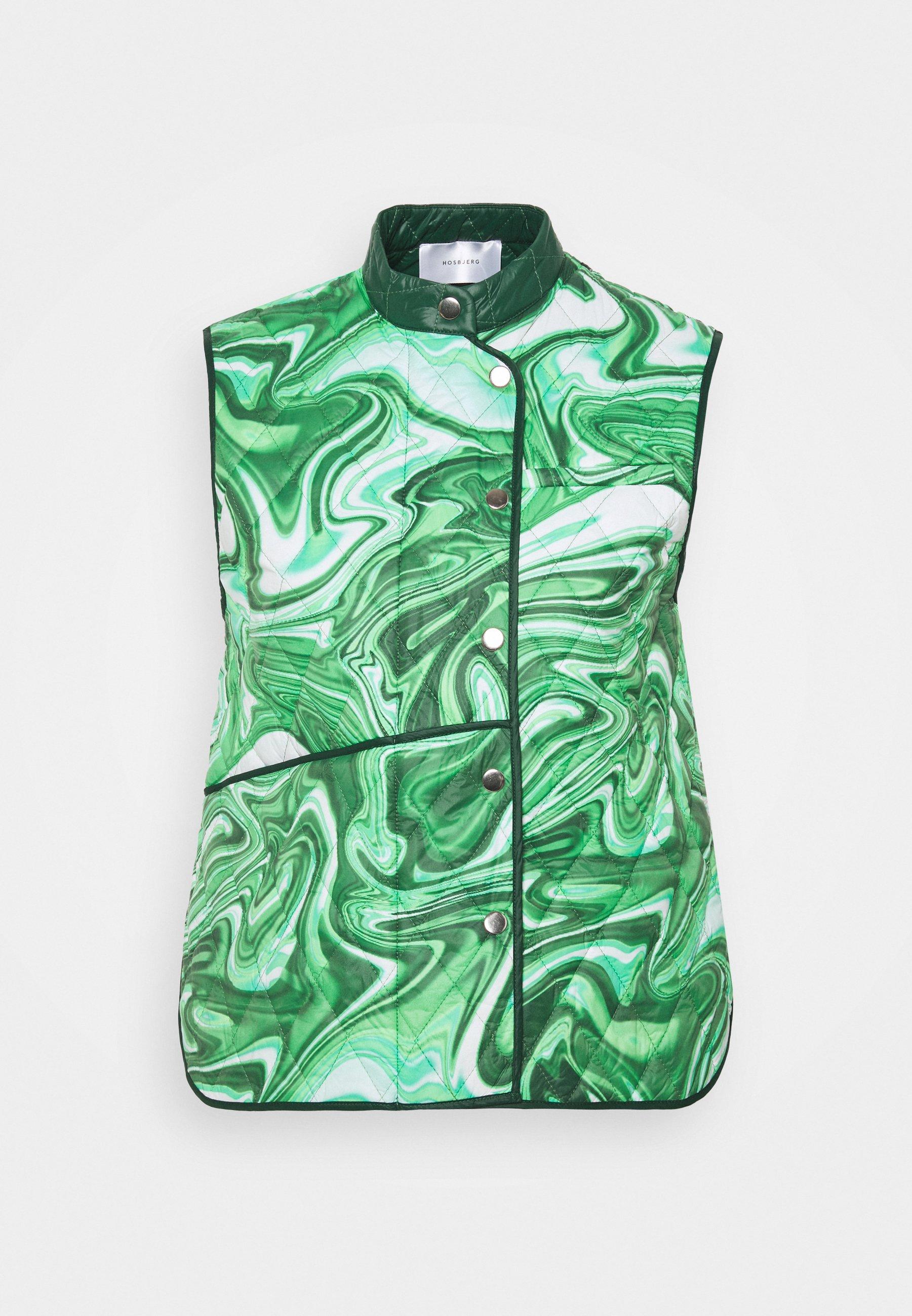 Women ALICE VICTORIA VEST - Waistcoat - green