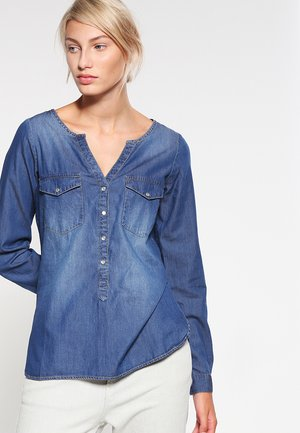 JDYWYRE  - Blouse - medium blue denim