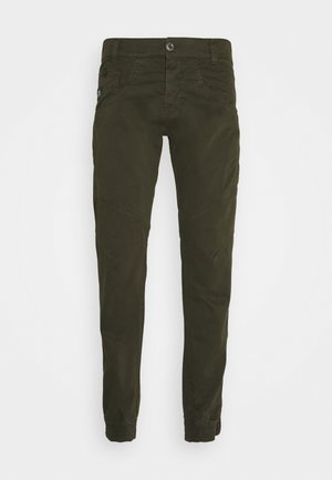 MAJOR PANT - Pantaloni cargo - black olive
