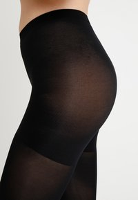 Pretty Polly - OPAQUE BODYSHAPER TIGHTS - Panty - black - 2