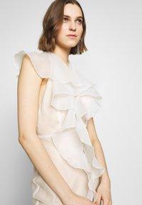LEXI - WINNIE DRESS - Occasion wear - white - 5