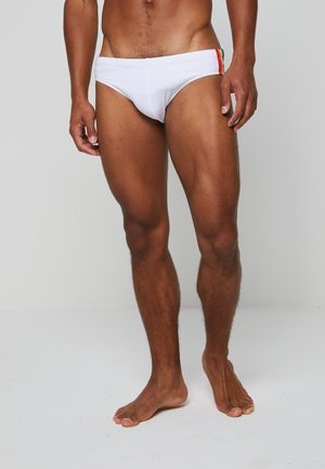 BMBR-JACK-P - Swimming briefs - white