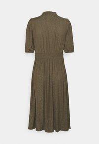 Morgan - RANIS - Day dress - ecorce - 1