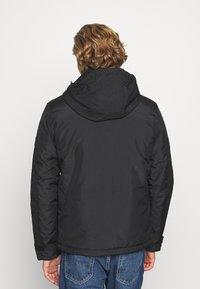 Jack & Jones - JCOBANNER JACKET - Light jacket - black - 2