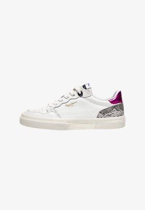 KENTON ORIGINAL LTH WOMAN - Zapatillas skate - white