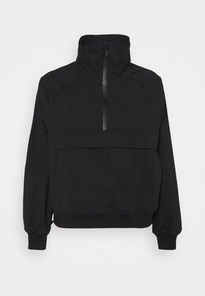 KANGAROO POPOVER - Light jacket - black