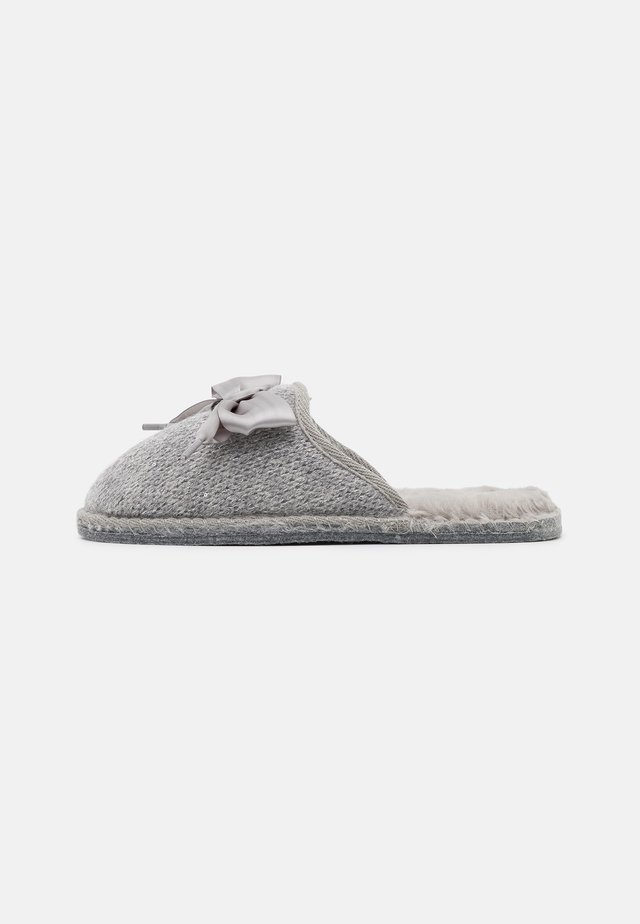 SABOT  - Pantofole - light grey