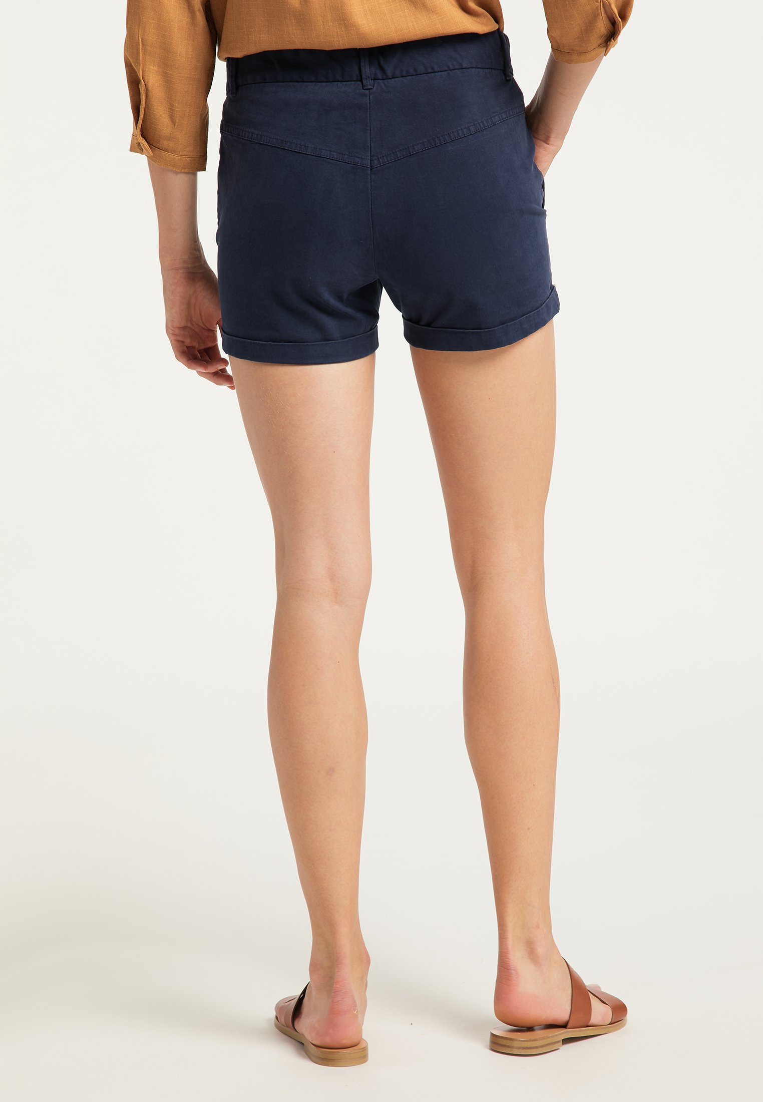 Perfect Women's Clothing DreiMaster Shorts marine 6aeqG172z