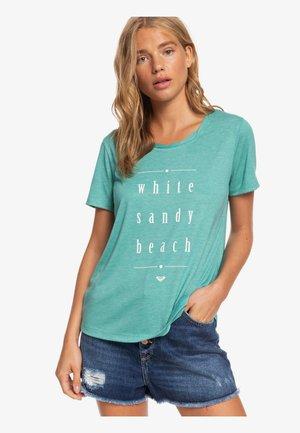 ROXY™ CHASING THE SWELL - T-SHIRT FOR WOMEN ERJZT04795 - Print T-shirt - canton