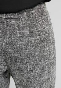 Vila - Bukse - medium grey melange - 5