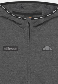 Ellesse - TELIO HOODY UNISEX - Training jacket - dark grey - 2