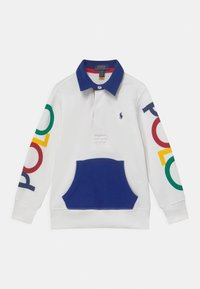 Polo Ralph Lauren - RUGBY - Mikina - white - 0