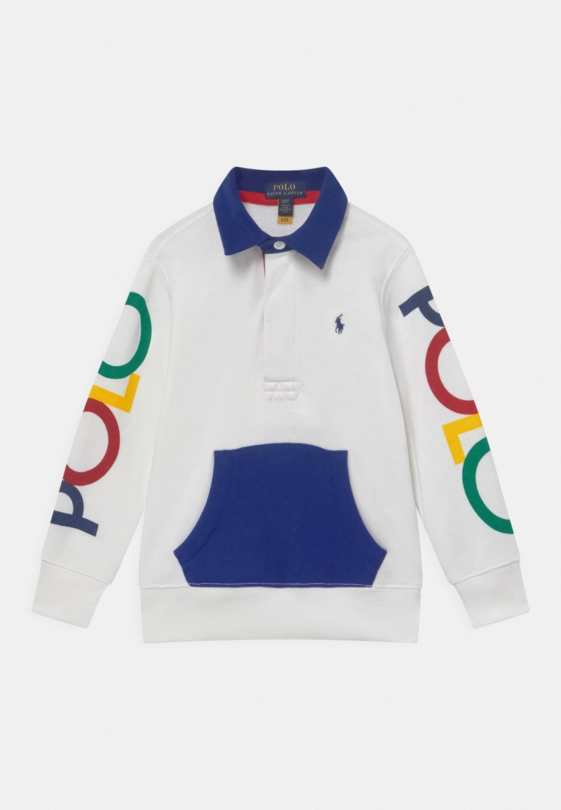 Polo Ralph Lauren - RUGBY - Mikina - white