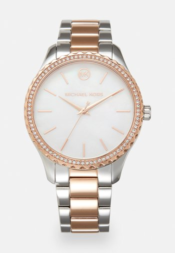 LAYTON - Horloge - silver-coloured