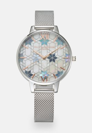 ICE QUEEN - Watch - silver-coloured