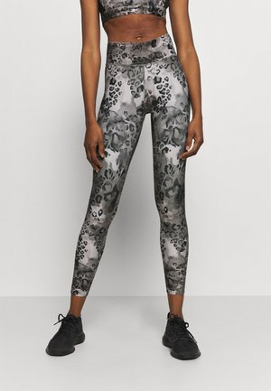 LUX BOLD MODERN - Leggings - grey