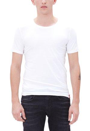 2 PACK T-SHIRTS - Basic T-shirt - white