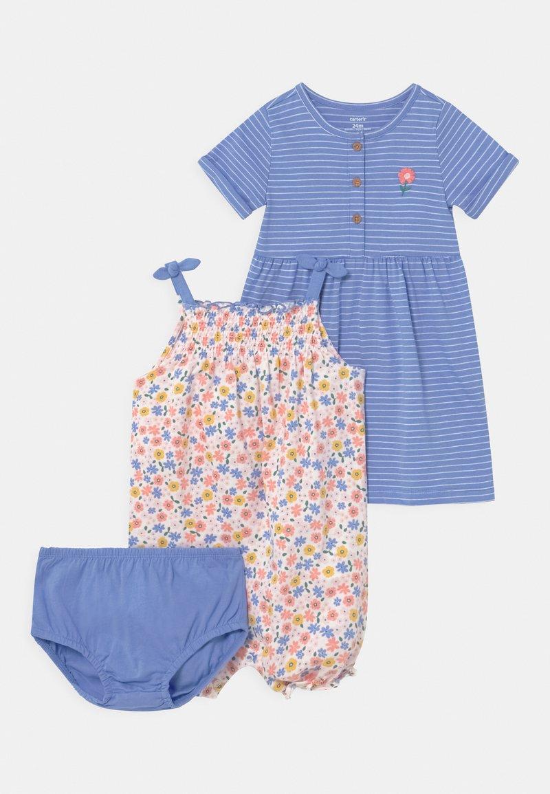 Carter's - MULTIFLORAL SET - Jumpsuit - multi-coloured