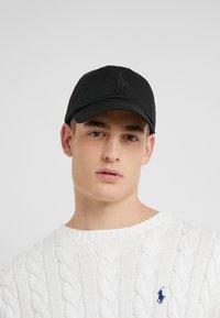 Polo Ralph Lauren - UNISEX - Czapka z daszkiem - black - 1