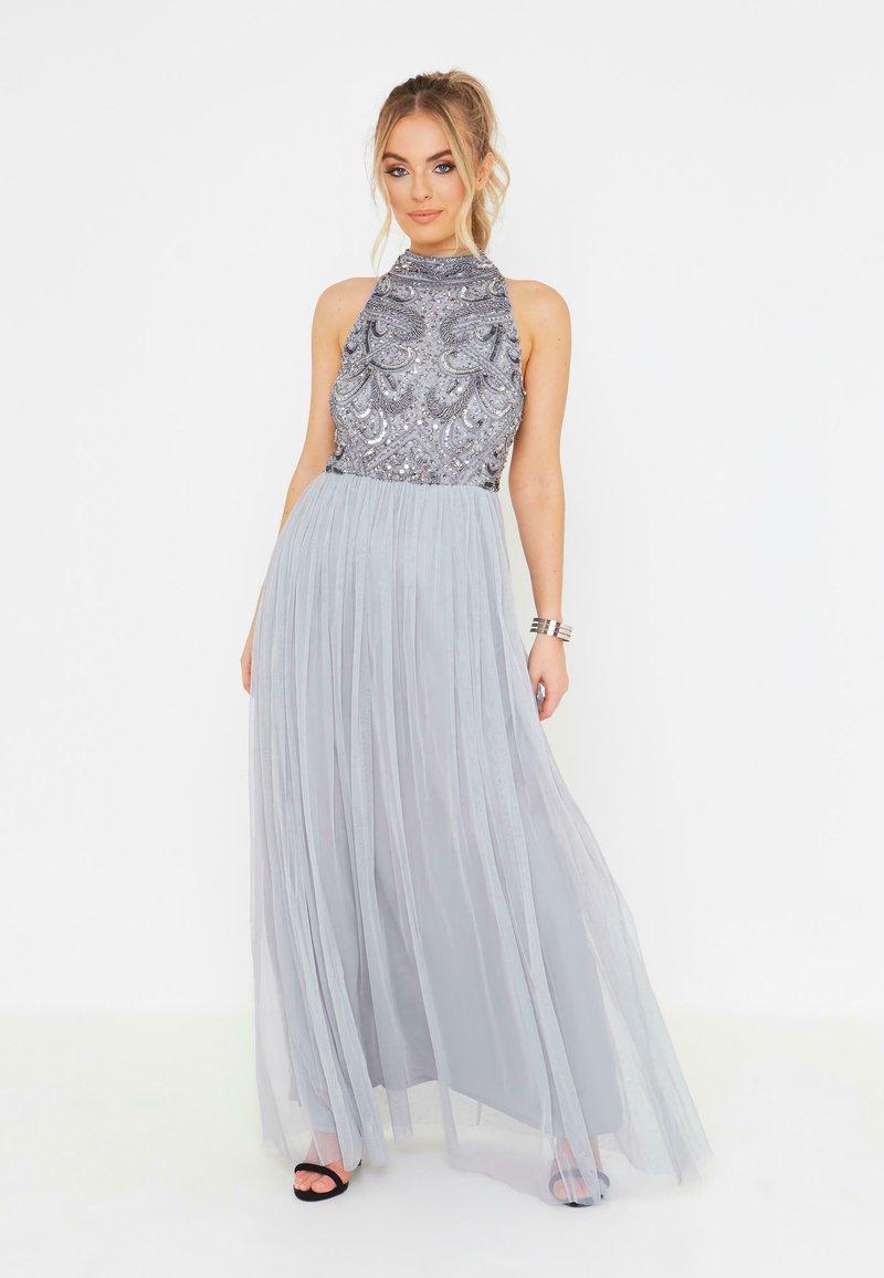 BEAUUT - Společenské šaty - light grey