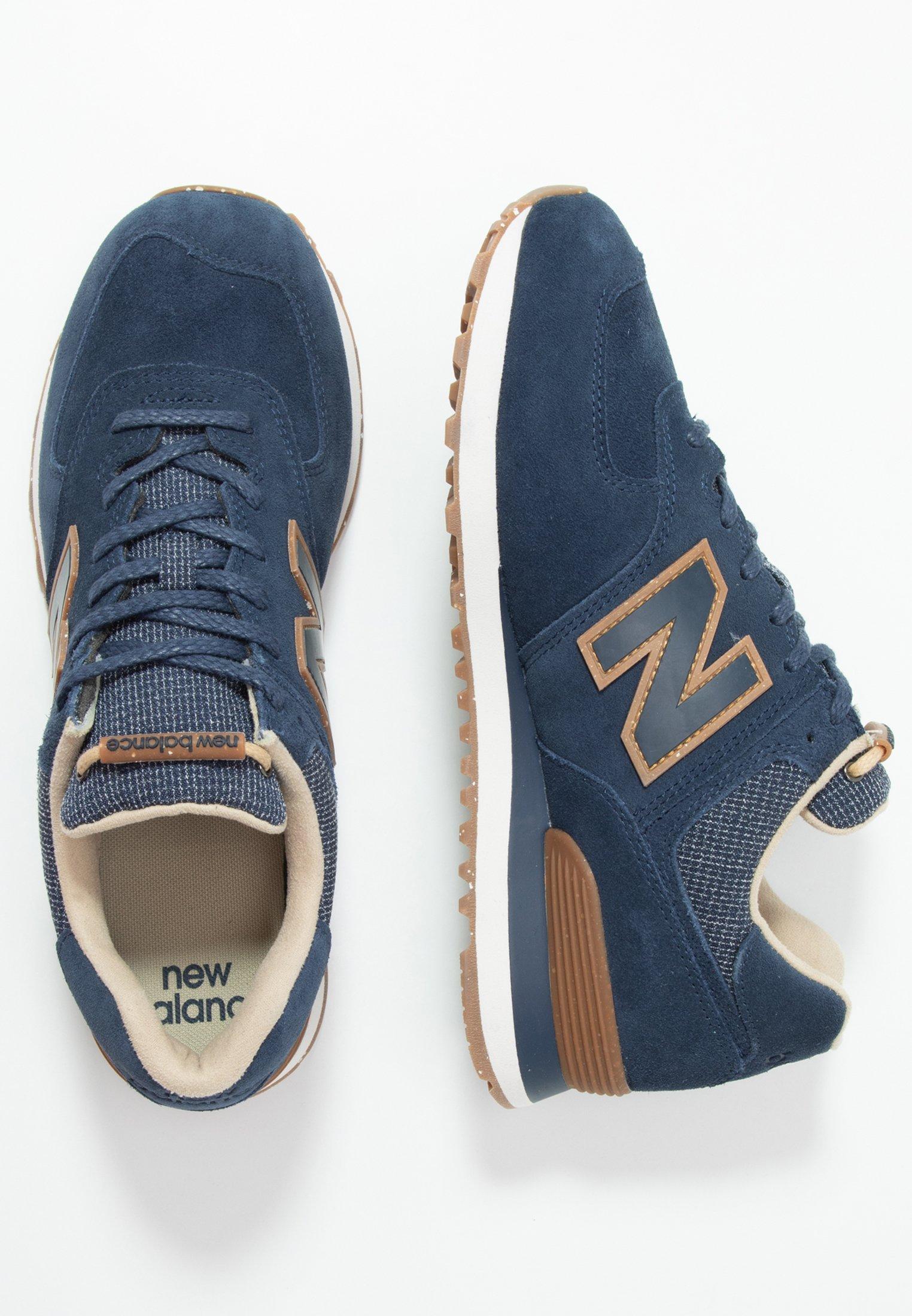 574 - Sneakers basse - navy