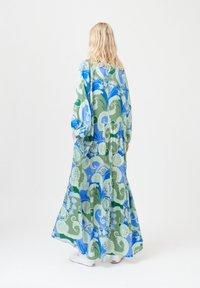 Dea Kudibal - HARPER - Maxi dress - khanga green - 2